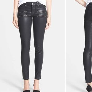 Paige Edgemont Coated Ultra Skinnies